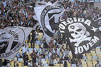 Rio de Janeiro (RJ), 07/03/2020 - Flamengo-Botafogo - Torcida do Botafogo. Partida entre Flamengo e Botafogo, valida pela segunda rodada da Taca Rio, realizada no Estadio Jornalista Mario Filho (Maracana), na zona norte do Rio de Janeiro, neste sabado (07). (Foto: Andre Fabiano/Codigo 19/Codigo 19)