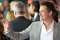 www.acepixs.com<br /> June 8, 2017  New York City<br /> <br /> Brad Pitt at the 'Okja' screening on June 8, 2017 in New York City.<br /> <br /> Credit: Kristin Callahan/ACE Pictures<br /> <br /> <br /> Tel: 646 769 0430<br /> Email: info@acepixs.com