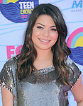 Miranda Cosgrove at FOX's 2012 Teen Choice Awards held at The Gibson Ampitheatre in Universal City, California on July 22,2012                                                                               © 2012 Hollywood Press Agency