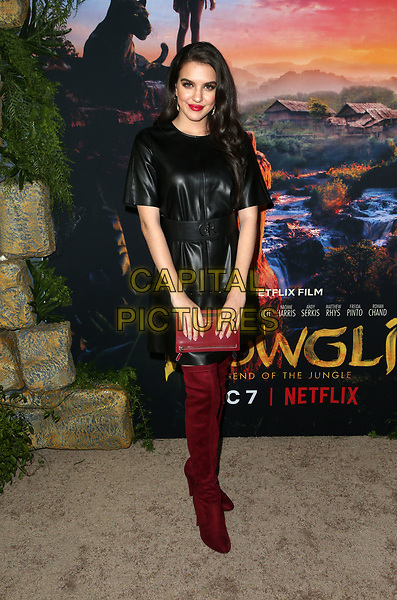 Mowgli Legend Of The Jungle La Film Premiere Capital Pictures