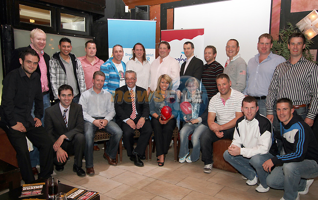 Participants at the Launch of the White Collar Boxing Event...Picture Jenny Matthews/Newsfile.ie