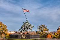 Iwo Jima Memorial - Marine Corp Memorial Washington DC Washington DC Art - - Framed Prints - Wall Murals - Metal Prints - Aluminum Prints - Canvas Prints - Fine Art Prints Washington DC Landmarks Monuments Architecture