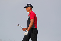 Henrik Stenson (SWE) walks the 17th hole during the third round of the 118th U.S. Open Championship at Shinnecock Hills Golf Club in Southampton, NY, USA. 16th June 2018.<br /> Picture: Golffile | Brian Spurlock<br /> <br /> <br /> All photo usage must carry mandatory copyright credit (&copy; Golffile | Brian Spurlock)