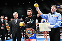 Boxing: WBO flyweight title bout at Ota-City General Gymnasium