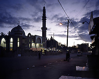 A new Mosque  in Merkato, the business heart of Ethiopia's capital Addis Ababa on Wednesday October 28, 2009.