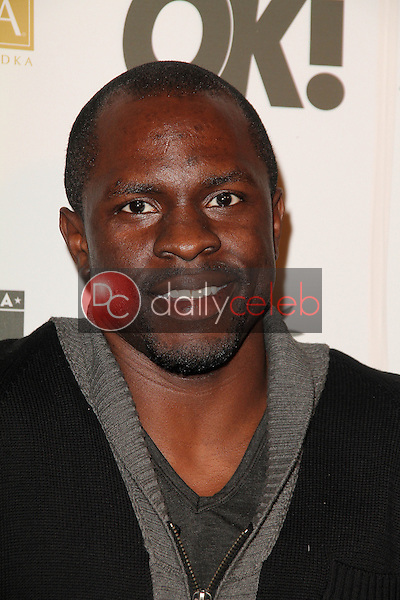 Gbenga Akinnagbe<br /> at the &quot;Women of Music&quot; Celebration, The Colony, Hollywood, CA. 02-11-11<br /> David Edwards/DailyCeleb.com 818-249-4998