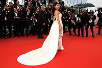 "Adriana Lima at the ""Burning"" premiere during the 71st Cannes Film Festival at the Palais des Festivals on May 16, 2018 in Cannes, France. Credit: John Rasimus / Media Punch ***FRANCE, SWEDEN, NORWAY, DENARK, FINLAND, USA, CZECH REPUBLIC, SOUTH AMERICA ONLY***"