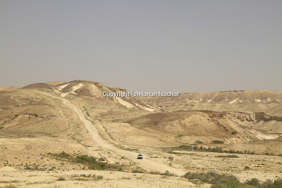 Israel, Negev, Zin ascent