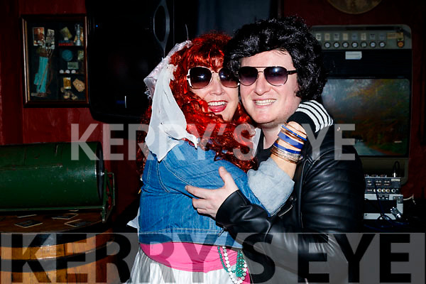The 80's/90's fundraiser disco at the Abbey Tavern, Ardfert on Saturday night last.