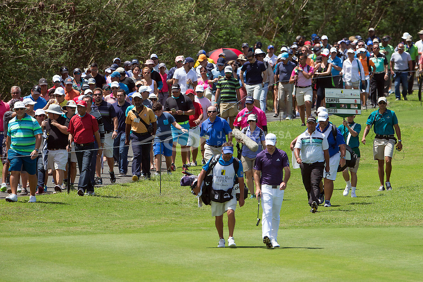 Rafael Campos, born April 15, 1988, Puerto Rico's #1 Ranked Professional Golfer who has represented Puerto Rico for the last 10 years. He has won numerous tournaments locally as well as internationally. He started playing at age nine and has slowly developed into a more well-rounded golfer. Always looking for support, not only from his family and friends, but also from fans and spectators, he has focused on working hard to get to the next level. <br />