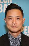Ronnie Cho attends Broadway Red Carpet Premiere of 'Speech & Debate'  at the American Airlines Theatre on April 2, 2017 in New York City.