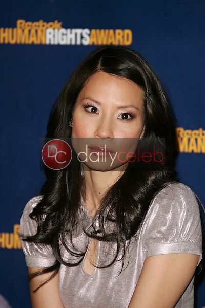 Lucy Liu<br />