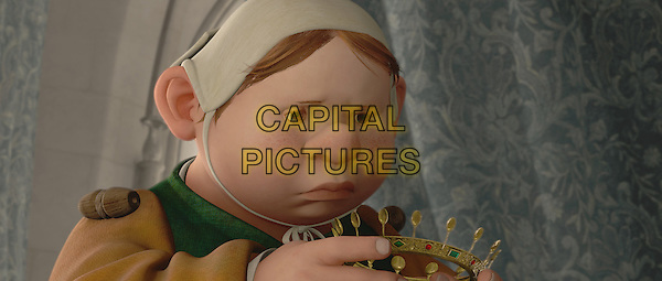 Serving girl Miggery Sow (voiced by TRACEY ULLMAN) dreams of becoming a princess.in The Tale of Despereaux.*Filmstill - Editorial Use Only*.CAP/FB.Supplied by Capital Pictures.