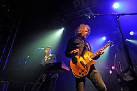 LONDON, ENGLAND - MARCH 10: Franz Nicolay and Steve Selvidge of 'The Hold Steady' performing at Electric Ballroom, Camden on March 10, 2018 in London, England.<br /> CAP/MAR<br /> &copy;MAR/Capital Pictures
