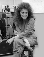 Connie Francis 1981<br /> Photo By Adam Scull/PHOTOlink.net