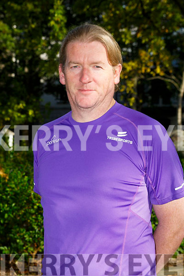 Kerry parkrunners organisers calling for more to be set up. Pictured  Alan Ryan (Killarney parkrun),