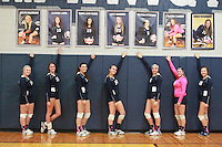 FHS - V Volleyball against Falcons 10/12