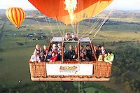 20160127 January 27 Hot Air Balloon Gold Coast