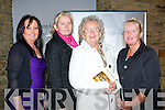 SHOW: At the tribute comdy show (Lets Be Frank, written by Damian O'Callaghan and the late Frank Hennessy at Siamsa Tire Tralee on Sunday evening L-r:Julee Fitzpatrick, Patricia Stone,Esther Brosnan and June Mc Cauley.