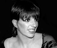 Liza Minnelli Undated<br /> Photo By Adam Scull/PHOTOlink.net