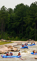 Since the August 2006 opening of the US National Whitewater Center (USNWC) in Charlotte, NC, thousands of visitors have come to test the rapids, walk or bike the trails and try their luck at the many climbing walls. The USNWC is a 307-acre public adventure sports facility that trains Olympic-caliber athletes, weekend warriors and curious observers.