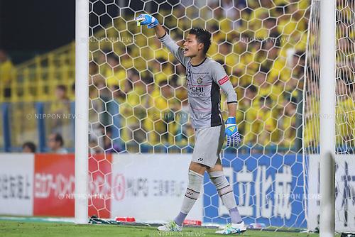 Kosuke Nakamura (Reysol), <br /> JULY 13, 2016 - Football /Soccer : <br /> 2016 J1 League 2nd stage match <br /> between Kashiwa Reysol 3-3 Sanfrecce Hiroshima <br /> at Kashiwa Hitachi Stadium, Chiba, Japan. <br /> (Photo by YUTAKA/AFLO SPORT)