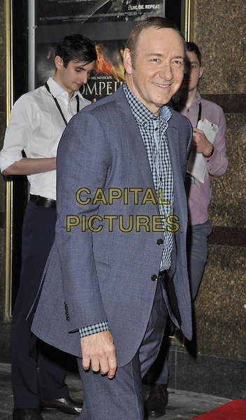 LONDON, ENGLAND - JUNE 09: Kevin Spacey attends the &quot;NOW: In The Wings On A World Stage&quot; UK film premiere, Empire cinema, Leicester Square, on Monday June 09, 2014 in London, England, UK.<br /> CAP/CAN<br /> &copy;Can Nguyen/Capital Pictures