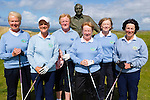 On the Fairway<br /> --------------------<br /> Castlegregory ladies golf team who played a team from Kilrush, Co Clare last Thursday at Tralee golf club in the  Munster final of the Joe Quinlan foursomes were L-R Marian Burke ( Lady President) Nora Keogan, Mary Callanan, Helen Harty, Mary Sills and Merlyn O'Connor