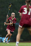 CHAPEL HILL, NC - MAY 12: Elon's Abby Godfrey (11). The Elon University Phoenix played the University of Virginia Cavaliers on May 12, 2017, at Fetzer Field in Chapel Hill, NC in an NCAA Women's Lacrosse Tournament First Round match. Virginia won the game 11-9.