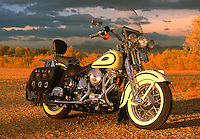 1997 Heritage Springer Harley Davidson motorcycle.