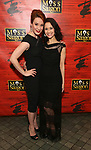 """Sierra Boggess and Ali Ewoldt attend The Opening Night of the New Broadway Production of  """"Miss Saigon""""  at the Broadway Theatre on March 23, 2017 in New York City"""