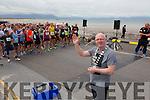 Mayor of Kerry John Brassil starts the Ballyheigue 10k run or half marathon on Saturday