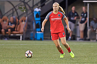Portland, OR - Saturday August 19, 2017: Lindsey Horan during a regular season National Women's Soccer League (NWSL) match between the Portland Thorns FC and the Houston Dash at Providence Park.