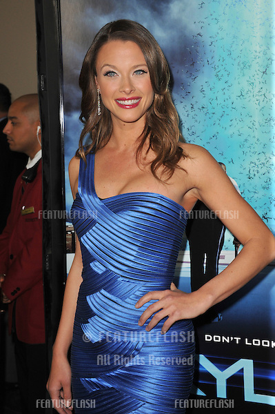 "Scottie Thompson at the world premiere of her new movie ""Skyline"" at the Regal Cinema at L.A. Live in downtown Los Angeles..November 9, 2010  Los Angeles, CA.Picture: Paul Smith / Featureflash"