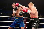 ukrainske Igor Pylypenko bokser mod Micki Nielsen i Moskva