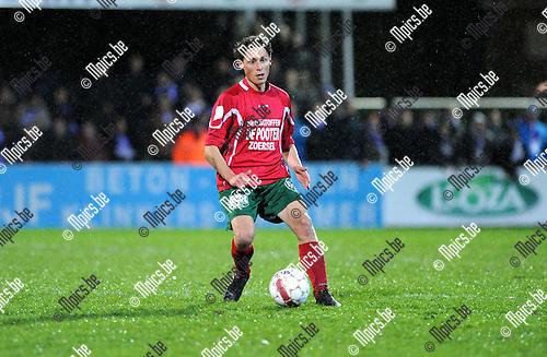 2013-11-09 / Voetbal / seizoen 2013-2014 / Antonia / Manu Nuyts<br /><br />Foto: Mpics.be