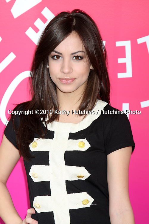 Gabriella Rodriguez.arriving at the Ken Corday Days of Our Lives Book Launch Party.Paley Center for Media.Beverly Hills, CA.April 29, 2010.©2010 Kathy Hutchins / Hutchins Photo...