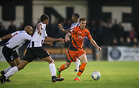 Dayle Southwell of Wycombe Wanderers during the Pre Season Friendly match between Maidenhead United and Wycombe Wanderers at York Road, Maidenhead, England on 28 July 2017. Photo by Andy Rowland.
