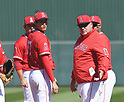 MLB: Los Angeles Angels spring training game against Milwaukee Brewers