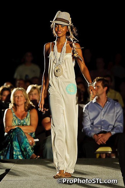 Reed Robinson collection at St. Charles Fashion Week 2011