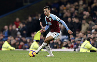 Burnley's Dwight McNeil<br /> <br /> Photographer Rich Linley/CameraSport<br /> <br /> The Premier League - Burnley v Everton - Wednesday 26th December 2018 - Turf Moor - Burnley<br /> <br /> World Copyright &copy; 2018 CameraSport. All rights reserved. 43 Linden Ave. Countesthorpe. Leicester. England. LE8 5PG - Tel: +44 (0) 116 277 4147 - admin@camerasport.com - www.camerasport.com