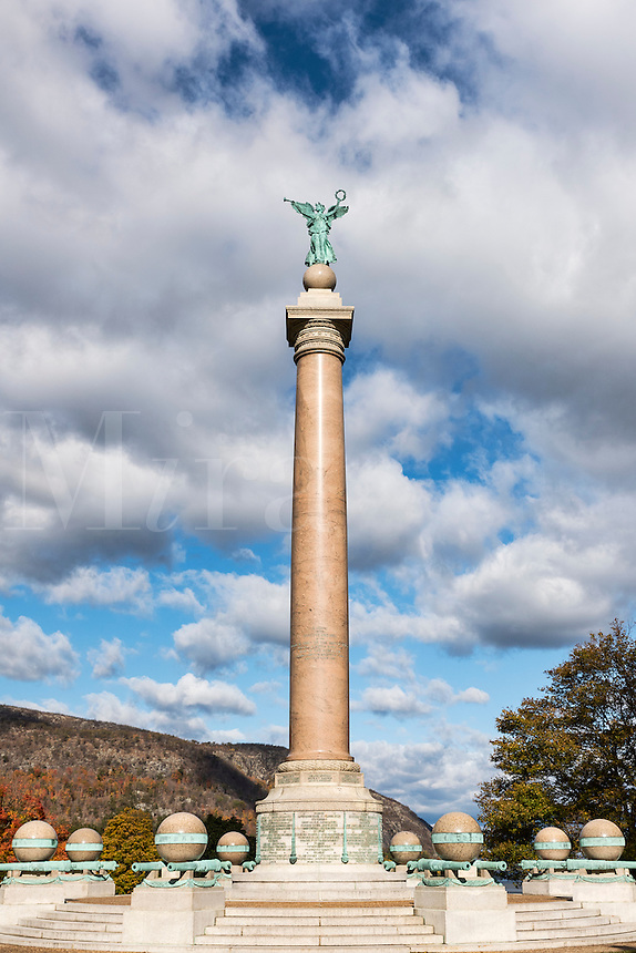 Battle Monument, West Point Military Academy campus, New York, USA