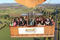 20160107 January 07 Hot Air Balloon Gold Coast