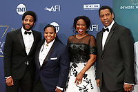 AFI Honors Denzel Washington
