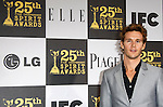 Australian actor Ryan Kwanten arrives at the 25th Independent Spirit Awards held at the Nokia Theater in Los Angeles on March 5, 2010. The Independent Spirit Awards is a celebration honoring films made by filmmakers who embody independence and originality..Photo by Nina Prommer/Milestone Photo
