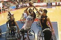 Paralimpico 2016 Basquetbol Nacional Alpos vs Dach