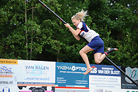 FIERLJEPPEN: WINSUM: 10-06-2017, ©foto Martin de Jong