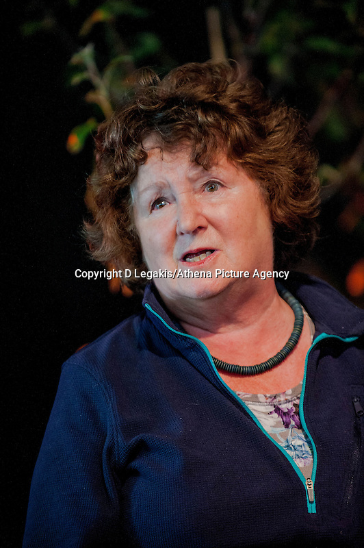 Tuesday 27 May 2014, Hay on Wye, UK<br /> Pictured: Baroness Kay Andrews<br /> Re: The Hay Festival, Hay on Wye, Powys, Wales UK.