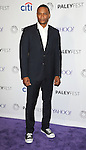 David Ramsey arriving at the Paleyfest LA 2015 presents Arrow held at The Dolby Theatre Los Angels Ca. on March 14, 2015