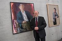 2018/10/18 Kultur | Öl-Portrait | Wolfgang Thierse
